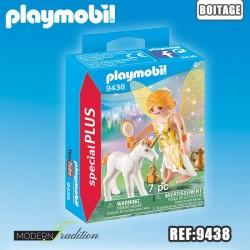 PLAYMOBIL PLUS FEE-LICORNE