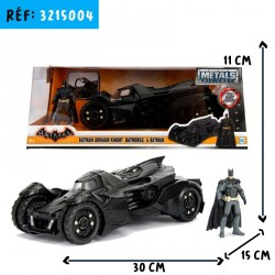 VOITURE GM BATMAN ARKHAM 1/24e METAL