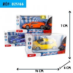 VOITURE METAL PM 1/43 RACING