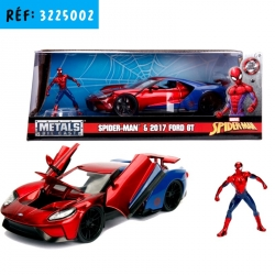 VOITURE GM SPIDERMAN 1/24e